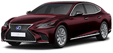 Lexus LS | 2021