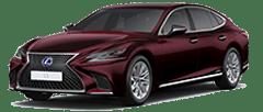 Lexus LS 500h 2021