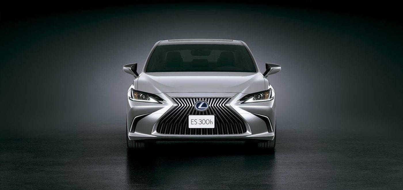 o Lexus ES 2020