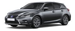 Lexus CT 200h Luxury Version 2020